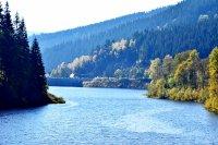 Labská přehrada - Špindlerův Mlýn
