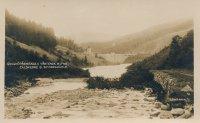 Labská přehrada - historie - Špindlerův Mlýn