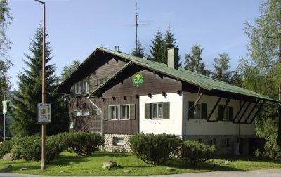 Information center of the Krkonoše National Park