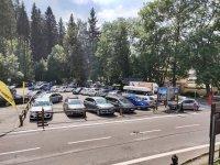 Parkoviště Central - Špindlerův Mlýn