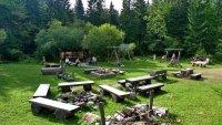 Dětské hřiště KRNAP - U svozu