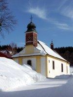 Kostel sv. Petra - Špindlerův Mlýn