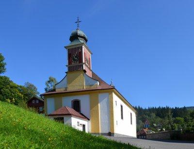 Bohoslužby - Špindlerův Mlýn