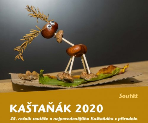 KAŠTAŇÁK 2020. Enter your children in a traditional competition