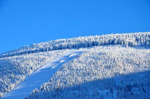 Skiareál STOH - Svatý Petr - Špindlerův Mlýn