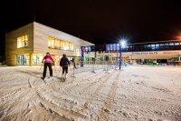 Skiareál Hromovka - Svatý Petr - Večerní lyžování