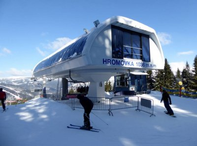 Ośrodek narciarski Hromovka - Svatý Petr