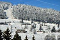 Skiareal Labská - Špindlerův Mlýn