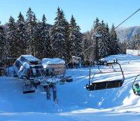 Ski areál Horní Mísečky - Špindlerův Mlýn