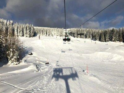 Ośrodek narciarski Horní Mísečky - Špindlerův Mlýn