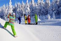 Ski areál Svatý Petr - Špindlerův Mlýn