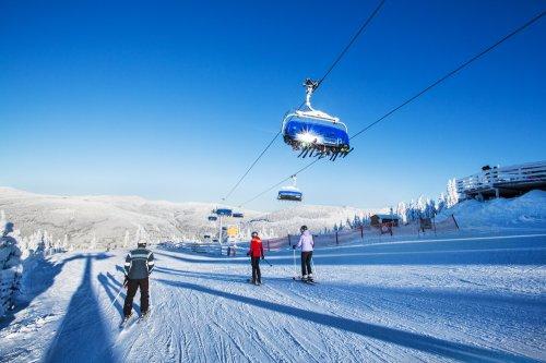Skiareál Svatý Petr - Špindlerův Mlýn
