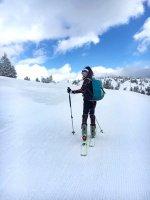 I love skialp