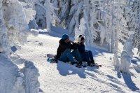 Zimní romantika - výlet Krkonoše