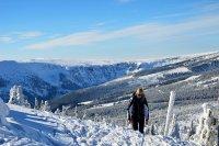 Zimní výlet Krkonoše