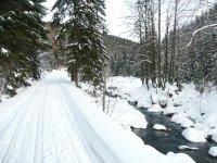 Zimní výlet Bouda Bílé Labe