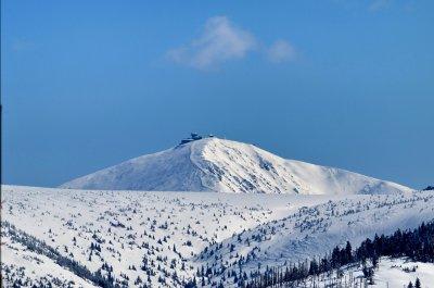 Vintertur til Sněžka