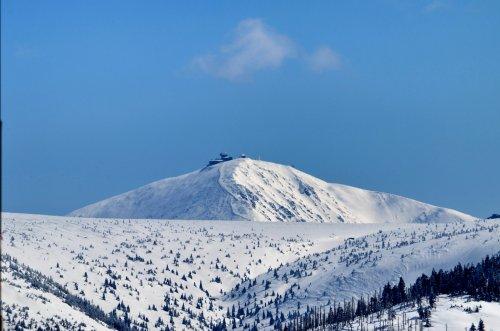 Winterausflug nach Sněžka