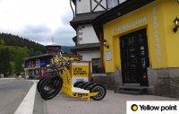 Yellow Point - Špindlerův Mlýn