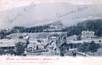 Historie - Špindlerův Mlýn