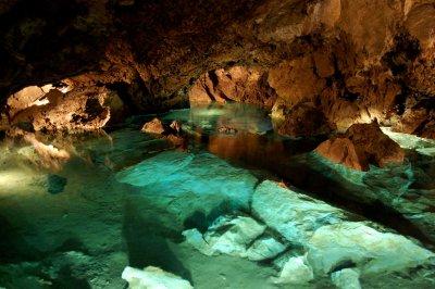 Bozkowskie jaskinie dolomitowe