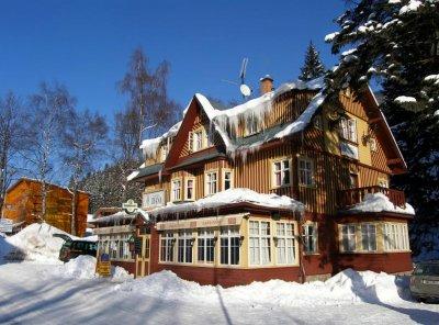 12 Tipps für günstige Unterkünfte im Winter in Špindlerův Mlýn