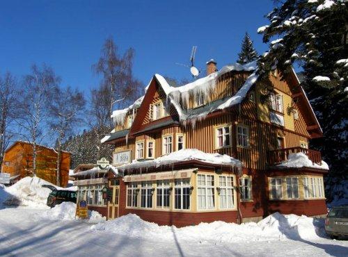 12 tipů na levné ubytování v zimě ve Špindlerově Mlýně