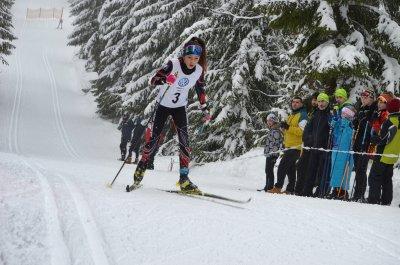 Trasy biegowe Horní Mísečky są idealne do uprawiania narciarstwa biegowego!