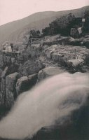 Pančavský vodopád - Špindlerův Mlýn v Krkonoších - history