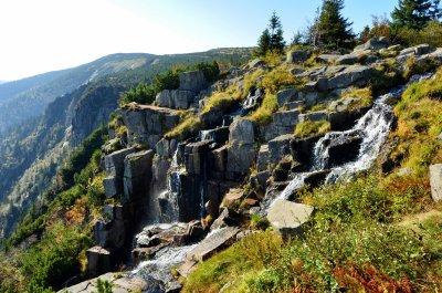 Pančavský vodopád - výlet na nejvyšší vodopád České republiky