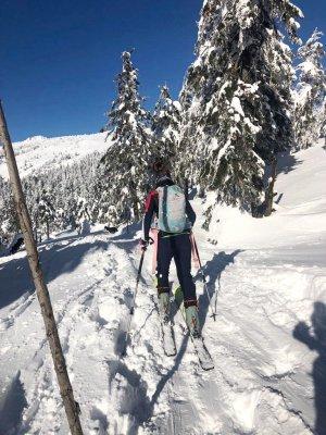 4. TIP Frihed på ski-alperne under fuglestenene i de kæmpe bjerge
