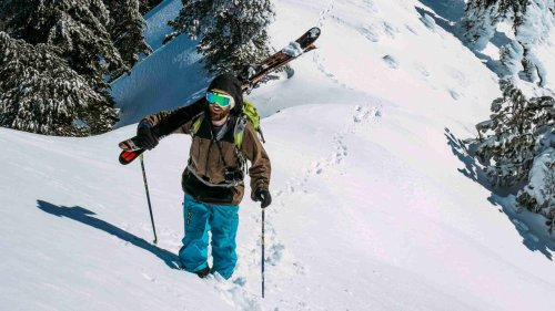 8 tips and recommended routes for ski touring & ski alps in the Giant Mountains and the surroundings of Špindlerův Mlýn