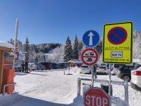 Parkoviště P3 - Medvědín - Špindlerův Mlýn