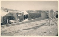 Labská bouda - history