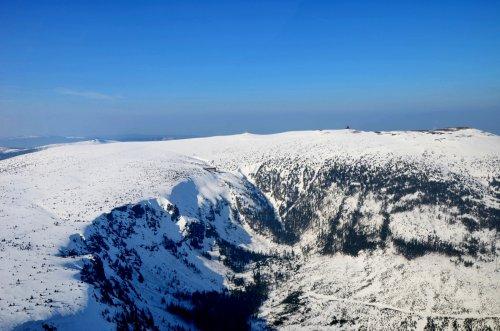 2. TIP Skialpy & Skitouring: Circuit Špindlerův Mlýn - Martinovka - Labská bouda - Labský důl - Špindl