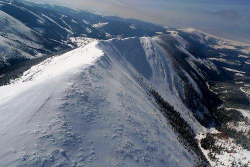 3. TIP Skialpy & Skitouring: Špindl - White Elbe Hut - Weberova cesta - Luční bouda - Stará Bucharova cesta - Dlouhý důl - Sv. Peter