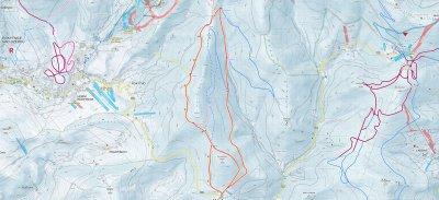 7. TIP til ski-alperne: Rokytnice - Vlčí cesta - Rundtur - U Vlka - Vrata