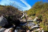 Labe nad Labským vodopádem