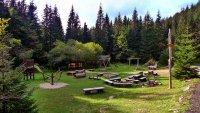 Dětské hřiště KRNAP - U Svozu - Špindlerův Mlýn