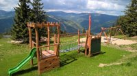 Dětské hřiště Na Pláni - Špindlerův Mlýn