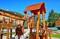 Dětské hřiště Aquapark - Špindlerův Mlýn