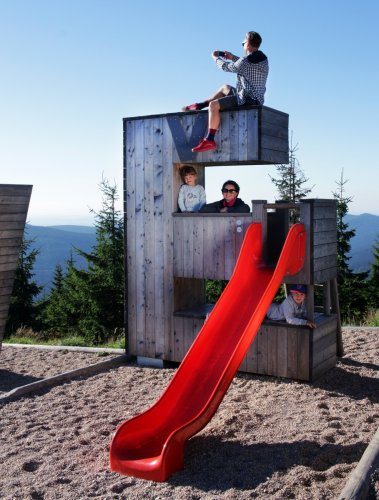15 TIPS for an outdoor playground in Špindlerův Mlýn
