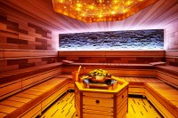 Saunový svět Harmony Club hotel - Špindlerův Mlýn