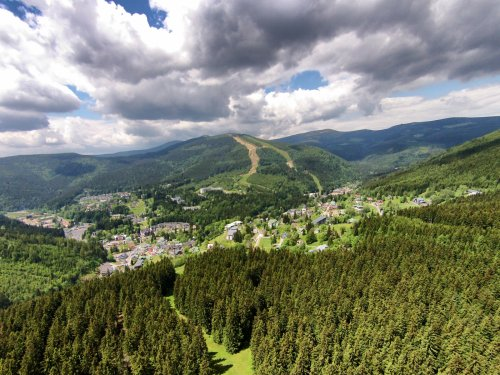Mlynářs pädagogische Wanderwege rund um Špindlerův Mlýn