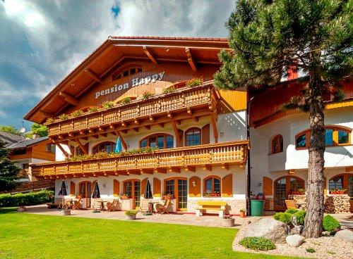 11 TIPŮ na kvalitní a levný penzion ve Špindlerově Mlýně