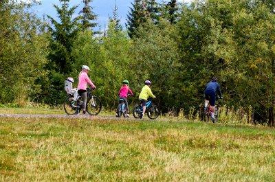 Cykelture i Špindl. Populære cykelruter og cykling i Špindlerův Mlýn og Giant Mountains