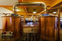 Pivovar paroháč - Luční bouda