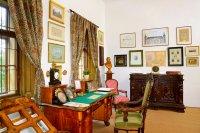 Krkonošské Muzeum Jilemnice - Pracovna Hraběte Harracha