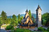 Kostel Wang - Karpacz Polsko