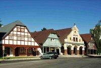 Muzeum KRNAP - Čtyři domky - Vrchlabí